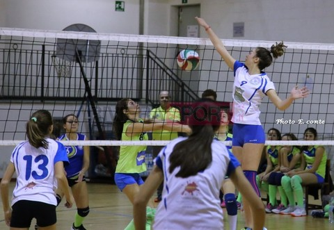 Volley, Under 14 femminile. Riviviamo tutte le emozioni di Bordivolley-Mazzucchelli Sanremo