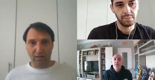 Volley. Bordivolley, sotto rete con… Max Martello e Alessandro Spataro. Tra l'emergenza Coronavirus e la chiusura dei campionati FIPAV